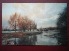 POSTCARD BUCKINGHAMSHIRE OLNEY - RIVER OUSE