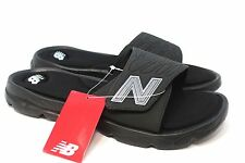 NWT NEW BALANCE MEN'S ATHLETIC PADDED SANDALS/FLIP FLOP SLIPPER SIZE 9M