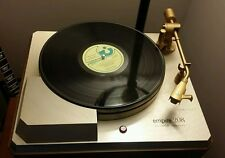 Serviced,excellent working,Empire 208/298  turntable,as is,for parts.