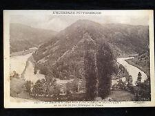 L'AUVERGNE PITTORESQUE - La boucle de la sioule entre Pontgibaud et Montfermy