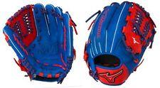 """Mizuno GMVP1177PSE4 RHT Royal/Red 11.75"""" MVP Prime Special Baseball Glove"""