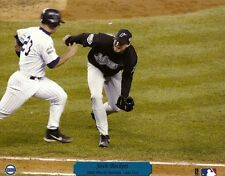 FLORIDA MARLINS 8x10 Last Out Action Photo 2003 WORLD SERIES CHAMPS Josh Beckett