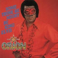 Some Think He Might Be King Elvis by Orion (CD, May-1991, Bear Family Records...