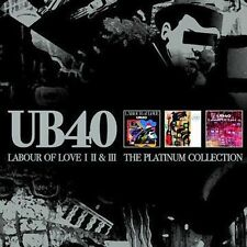Labour of Love I, II & III: The Platinum Collection [Box] by UB40 (CD,...