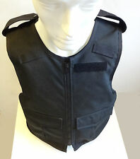 Overt Kevlar Bullet Proof Vest - Level 2 + Stab - XL / Regular