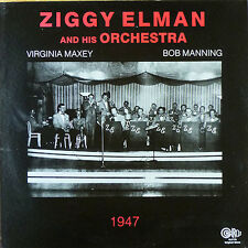 Ziggy Elman and his Orchestra - 1947 - LP - washed - cleaned - L1924