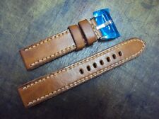 Ball Engineer Master2 brown watch strap band Cheergiant hand made leather straps