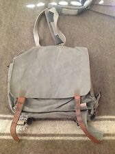 Awesome Real military back pack, army surplus, canvas, issued military surplus