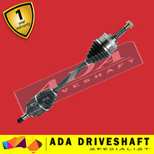 1 NEW CV JOINT DRIVE SHAFT Toyota Widebody Camry 4cyl 93-02 Passenger Side