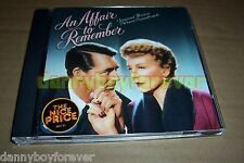 An Affair to Remember NM CD Soundtrack Hugo Friedhofer Vic Damone Lionel Newman