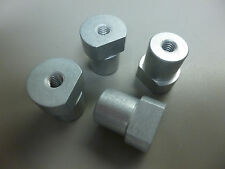 Dogs for Festool Bench MFT/3 Lot of 4 Unique Retaining Head  Made in USA