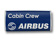 Airbus Cabin Crew- Luggage Handle Wraps x1