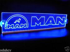 24V LED Cabin Interior Light Plate Truck MAN Neon Illuminating Table Sign 500mm