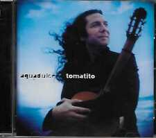 Tomatito ‎– Aguadulce  CD Album 2004