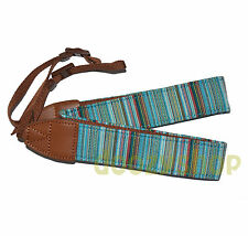Camera Shoulder Strap Neck Vintage Strap For DSLR Samsung Canon Pentax Bohemia