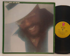 Billy Paul         Letém in        USA        VG # 56