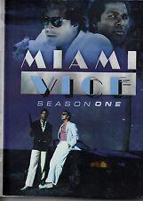 MIAMI VICE SEASON 1 U.S. Region 1 DVD Boxset Don Johnson Philip Michael Thomas