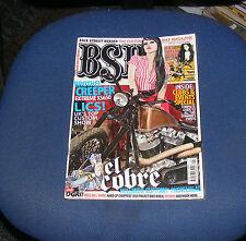 BACK STREET HEROES ISSUE:325 MAY 2011 - EL COBRA/BROTHEL CREEPER/LICS!
