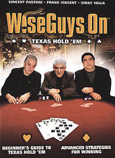 Wiseguys On - Texas Hold 'Em (DVD, 2005)
