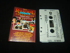 ROCK N ROLL GIANTS COLLECTION VARIOUS ARTISTS AUSSIE COMPILATION CASSETTE TAPE