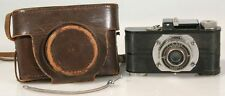 ARGUS 2F ART DECO BAKELITE BODY CAMERA W/ ORIGINAL CASE