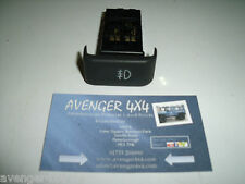 LANDROVER DISCOVERY TD5 REAR FOG LIGHT SWITCH YUE100670