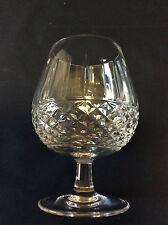 Verre en vin de forme verre à cognac en Cristal moulé et taillé