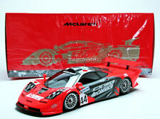 Minichamps McLaren F1 GTR Le Mans 1997 Team Mc Laren #44 1/18 New! In Stock!