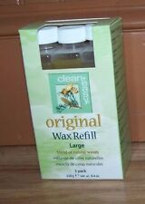 3 Pack Clean & Easy Original 245027 Cartridge Refill Wax/Waxing Supplies 8.4oz