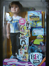"NEW BFC CJ Best Friends Club Ink, C.J. 18"" boy doll New In Box"