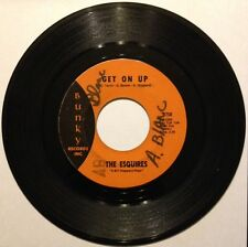 The Esquires Get On Up / Listen To Me Vinyl 45 RPM Single VG+ 1967