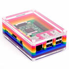 Rainbow Pibow 3 (Raspberry Pi 3, 2, & B+)