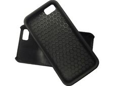 Inland Black Protection Case with Double Cover for iPhone 5 / 5s 02655