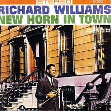 New Horn In Town * by Richard Gene Williams (Trumpet) (CD, Mar-2007, Candid...