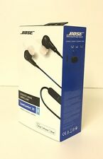 Bose QC20 Noise Cancelling Headphones - Black Blue Chord Quiet Comfort 20 (1-18)