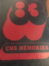 Collins Middle School 1983 Yearbook Fayette County West Virginia