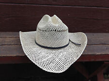 Formosan Straw Hat Made in Mexico Size 7