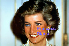 PRINCESS DIANA LADY DI PEOPLE'S PRINCESS WITH DAZZLING SMILE RARE UNSEEN PHOTO