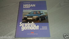 Reparaturanleitung NISSAN SUNNY alle Modelle Coupe / Traveller 1986-95 So wird´s