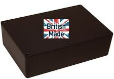 ABS BLACK PLASTIC ELECTRONICS PROJECT BOX ENCLOSURE 220 X 150 X 64MM