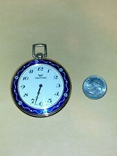 Waltham Vintage Retro Enameled Pocket Watch B571 circa 1955
