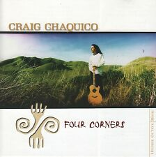 Four Corners by Craig Chaquico (CD, 1999 Higher Octave) Starship Guitar/Acoustic