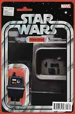 STAR WARS 18 JOHN TYLER CHRISTOPHER DROID ACTION FIGURE VARIANT NM
