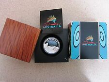 2007 DISCOVER AUSTRALIA SYDNEY .999 SILVER PROOF Coin - 7,500 Minted - #188