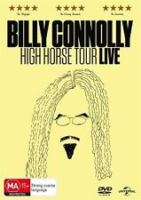 Billy Connolly: High Horse Tour Live NEW R4 DVD