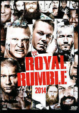 Royal Rumble 2014 DVD, Wwe, Wwe