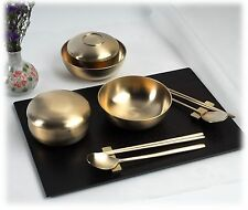 Korean Royal Court Cuisine Dinnerware Bangjja Yugi Yeon-Hap Couple Set