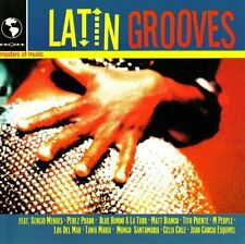 Latin Grooves (#mom215) Sergio Mendes & Brasil 66, Booker T & The MGs, Pe.. [CD]