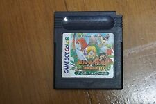 LINK THE LEGEND OF ZELDA DX LINKS LINK´S AWAKENING DXGB NINTENDO GAMEBOY VGC