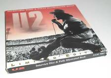 U2 - LIMITED EDITION INTERVIEW PICTURE DISC CD & FULLY ILLUSTRATED BOOK